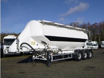 Полуприцеп-цистерна Feldbinder Powder tank alu 40 m3 / 1 comp