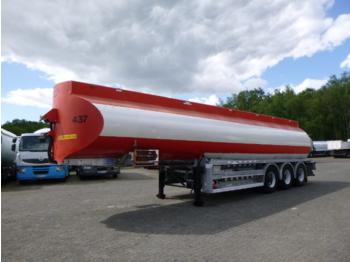 Heil / Thompson Fuel tank alu 42.4 m3 / 6 comp - полуприцеп-цистерна