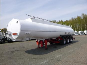 Полуприцеп-цистерна Indox Fuel tank alu 40.5 m3 / 6 comp