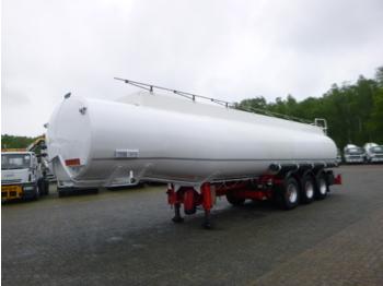 Полуприцеп-цистерна Indox Fuel tank alu 40.6 m3 / 6 comp