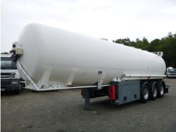 Полуприцеп-цистерна Stokota Fuel tank alu 39 m3 / 5 comp