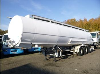 Полуприцеп-цистерна Trailor Fuel tank alu 37.7 m3 / 7 comp