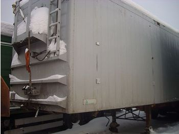 LEGRAS FMA 234 - полуприцеп-фургон