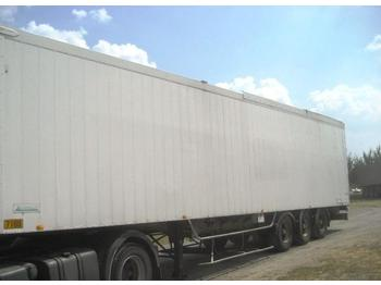 Legras  - полуприцеп-фургон