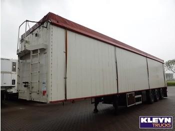 Legras 3 AXLE - полуприцеп-фургон