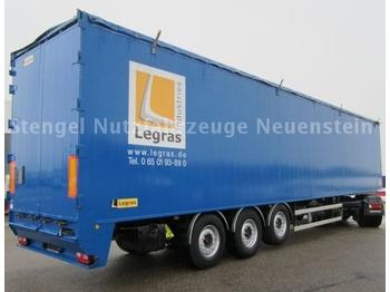 Legras 3-Achs Schubboden 93m³ Trennwand Lifta. - полуприцеп-фургон