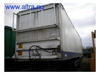 Legras 85m3 - полуприцеп-фургон