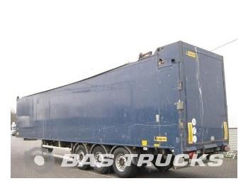 Legras 89m³ FMA Transfer DS38 - полуприцеп-фургон