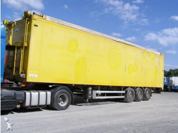 Legras DA3402 - полуприцеп-фургон