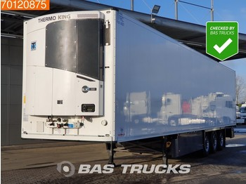 Полуприцеп-рефрижератор Schmitz Cargobull Thermo King SLXi-300 Doppelstock Palettenkasten Blumenbreit
