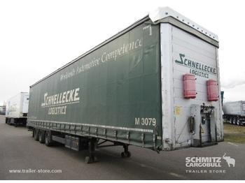 Schmitz Cargobull Curtainsider Mega - тентованный полуприцеп