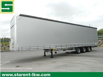 Тентованный полуприцеп Schmitz Cargobull Megatrailer, Hubdach, XL Zertifikat