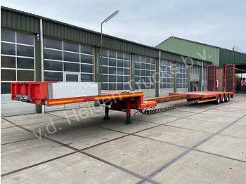 Niska poluprikolica za prevoz Nooteboom OSD-48-03V/L | 6m Extendable | Ramps
