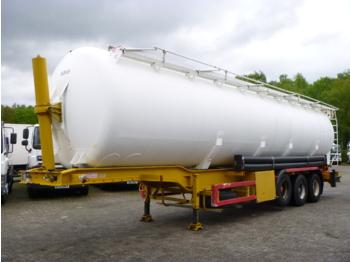Atcomex Powder tank alu 60 m3 (tipping) - полуприколка цистерна