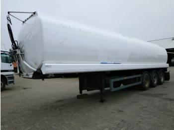 EKW Fuel tank 40 m3 / 2 comp + PUMP / COUNTER - полуприколка цистерна