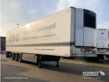 Schmitz Cargobull Reefer Multitemp Double deck - полуприколка ладилник