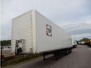 Schmitz Cargobull SKO 24 - полуприколка сандучар