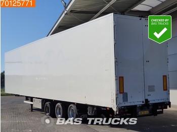 Van Eck PT-3LNN Doppelstock Mega Aircargo-Luftfracht-Rollenbett - полуприколка сандучар