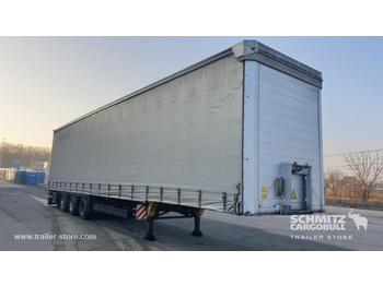 Schmitz Cargobull Curtainsider Mega - полуприколка со церада