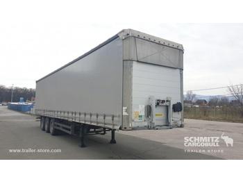 Schmitz Cargobull Curtainsider Standard - полуприколка со церада