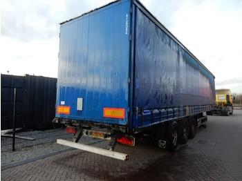 Schmitz Cargobull Schuifzeil - полуприколка со церада