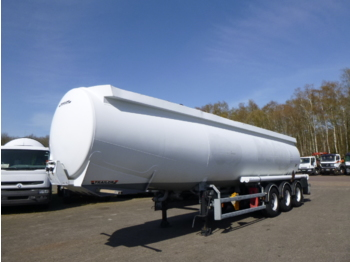 Trailor Fuel tank alu 40 m3 / 9 comp - цистерна полуремарке