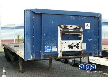 Контейнеровоз/ сменна каросерия полуремарке Krone SD, Containerchassis, 1x 40Fuß, 2x 20Fuß, Luft