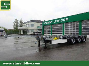Контейнеровоз/ сменна каросерия полуремарке Schmitz Cargobull Containerchassis - 45 EURO 20, 30, 40, 45: снимка 1