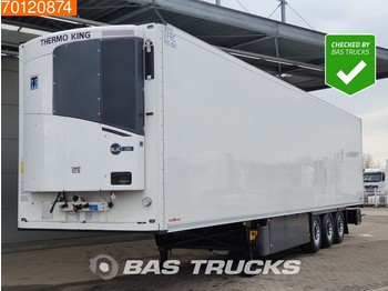Рефрижератор полуремарке Schmitz Cargobull Thermo King SLXi-300 Doppelstock Palettenkasten Blumenbreit