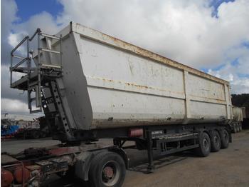Schmitz Cargobull SKI - самосвал полуремарке