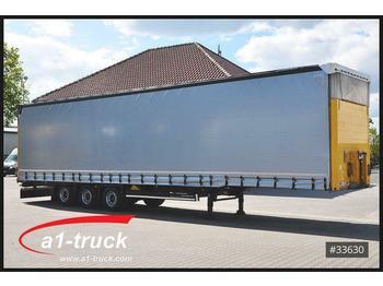 Тентован полуремарке Schmitz Cargobull S01 Megatrailer, Kilometer 267.771 HU 05/2021