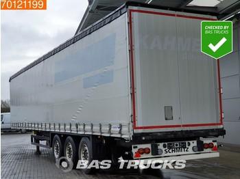 Тентован полуремарке Schmitz Cargobull SCB*S3T Edscha