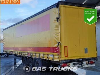 Тентован полуремарке Schmitz Cargobull SCB*S3T Mega Hubdach Edscha