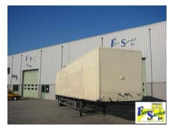 H.T.F. BOX 1500 Euro - furgoonpoolhaagis