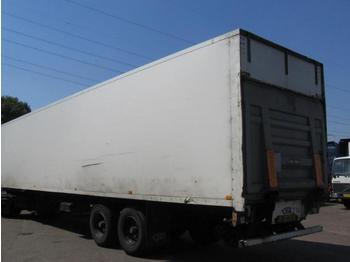 Van Eck Koffer Box Ladebordwand 2 Achsen - furgoonpoolhaagis