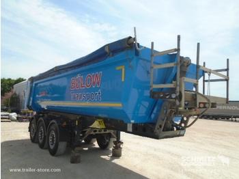 Schmitz Cargobull Tipper Steel half pipe body 25m³ - kallur-poolhaagis