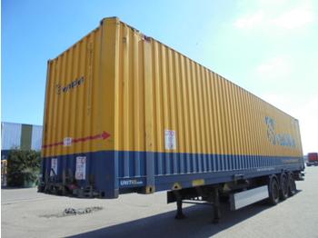 Konteinerveduk/ tõstukiga poolhaagis Schmitz Cargobull Gotha SCF 24 G LIGHT