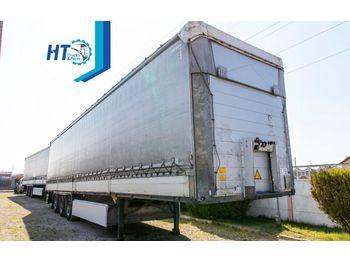 Külgkardinaga poolhaagis Schmitz Cargobull SCS 24/L- 13.62