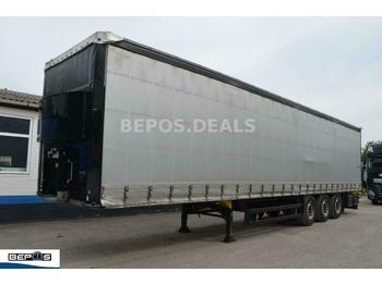 Külgkardinaga poolhaagis Schmitz Cargobull SCS 24/L-13.62 PEB