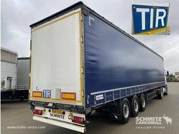 Schmitz Cargobull Semitrailer Curtainsider Standard - külgkardinaga poolhaagis