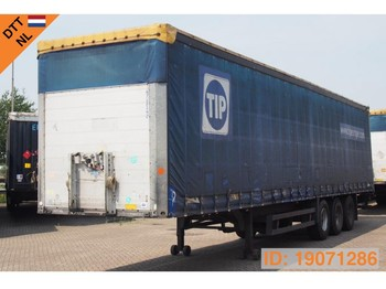 Külgkardinaga poolhaagis Schmitz Cargobull Tautliner