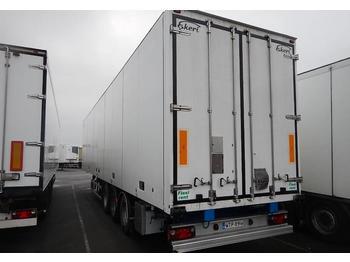 Ekeri FRC puoliperävaunu eurooppamittainen WTP-894  - külmutiga poolhaagis