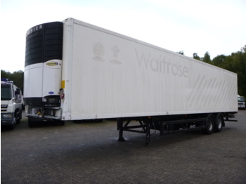 Gray Adams Frigo trailer + Carrier Vector 1800 diesel/electric - külmutiga poolhaagis