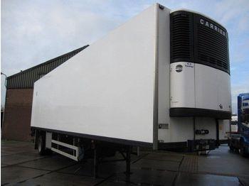 Van Eck 1as city oplegger vriestransport - külmutiga poolhaagis