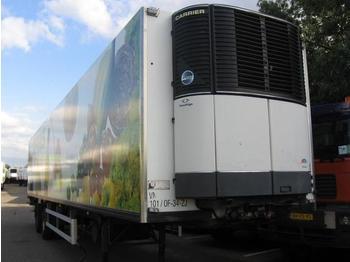 Van Eck 2 Achs Carrier Genesis TR1000 - külmutiga poolhaagis