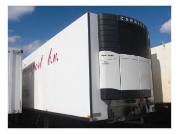 Van Eck Carrier Vector - külmutiga poolhaagis