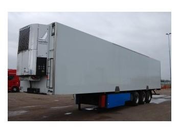 Van Eck Frigo trailer - külmutiga poolhaagis