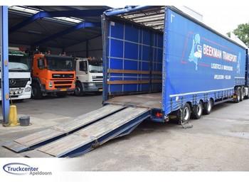 Broshuis E-2130/27, Loadingramps, SAF, Truckcenter Apeldoorn - madal platvormpoolhaagis