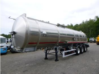 Magyar Fuel tank inox 37.5 m3 / 1 comp - tsistern poolhaagis