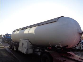 Tsistern poolhaagis ROBINE Oplegger gastank 50 0000I GAS propane